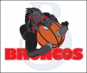 Bronco BasketB2
