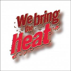 WeBringTheHeat logo